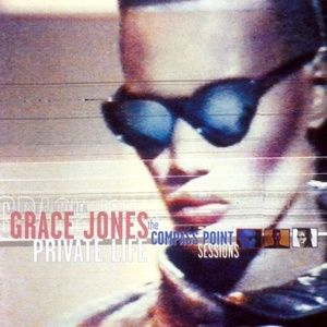 grace jones compass point sessions hits 2 cd set
